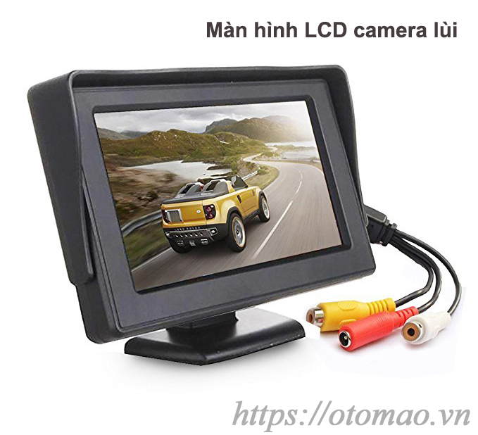 man hinh camera lui